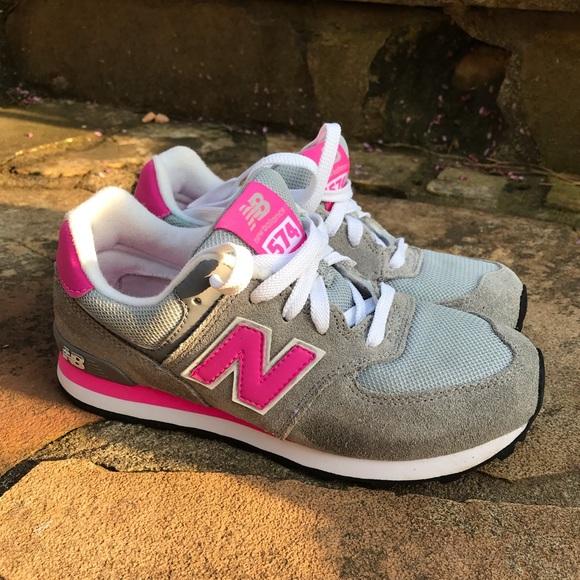 Shoes | New Balance Girls 574 | Poshmark